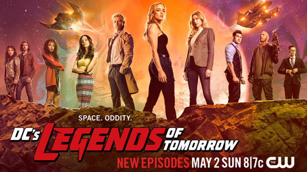 Legends of Tomorrow Season 6 The CW
