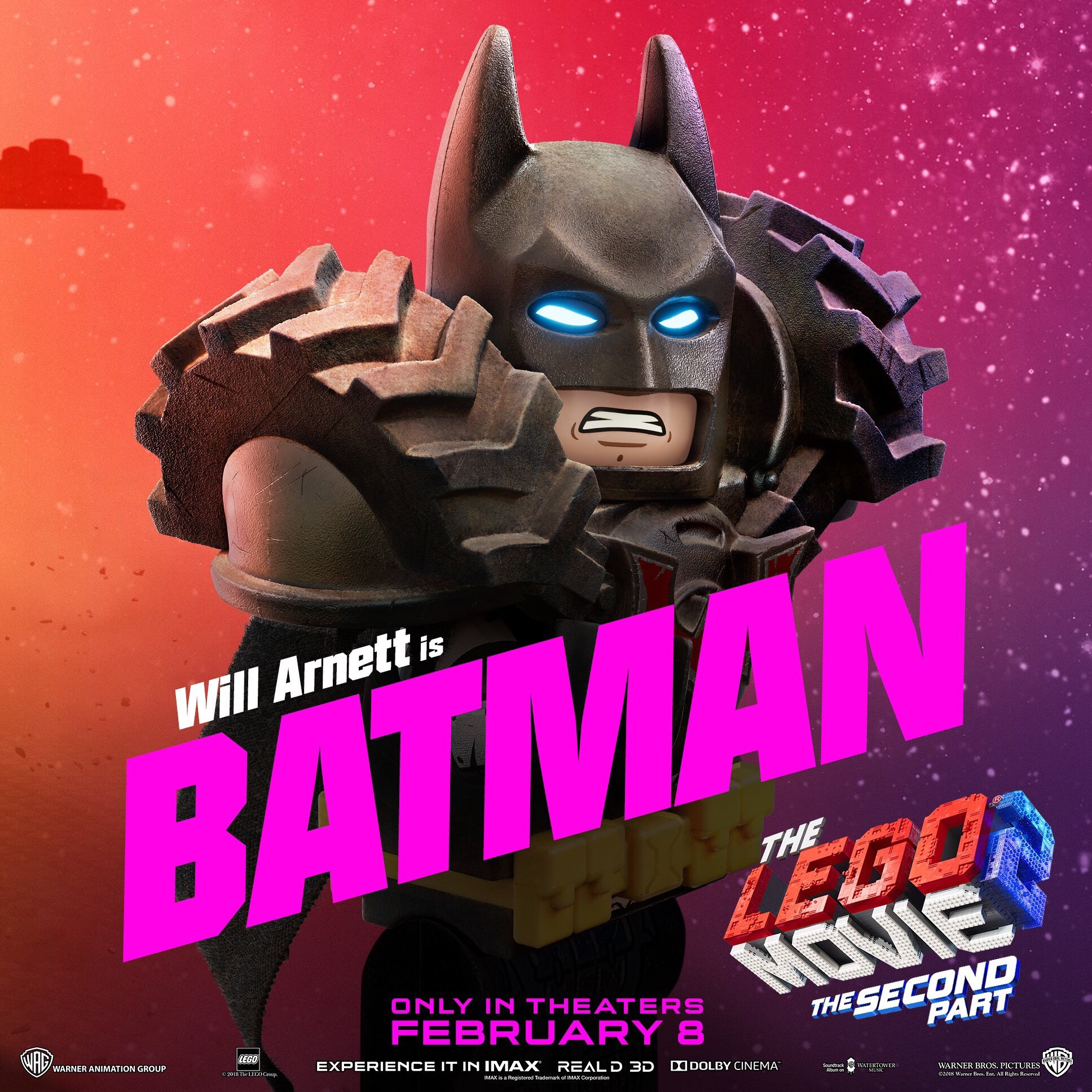 LEGO Movie 2 Batman