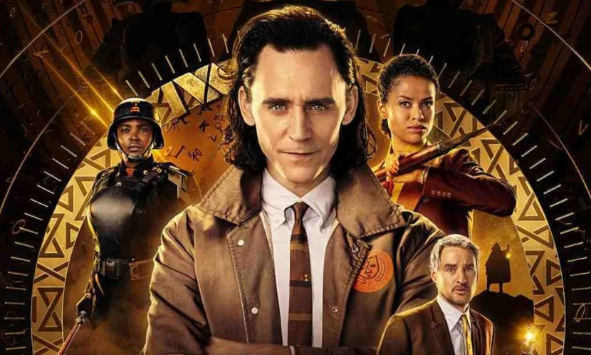 Loki series Tom Hiddleston