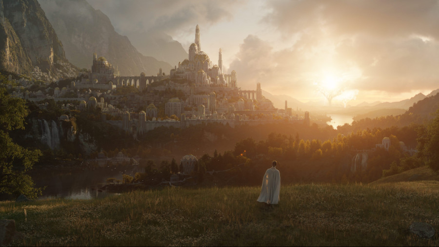 Lord of the Rings Amazon TV series first look