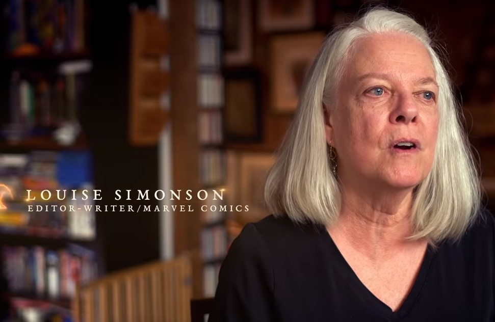Louise Simonson X-Men