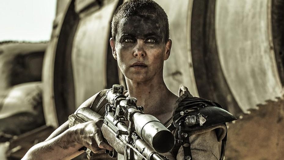 Mad Max Furiosa Charlize Theron