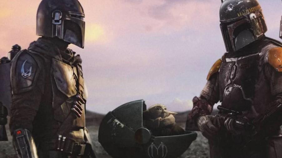The Mandalorian Boba Fett Star Wars