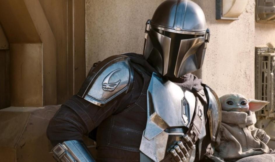 The Mandalorian Star Wars Disney Plus