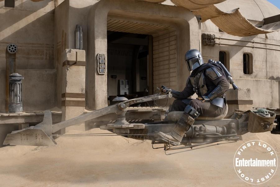 The Mandalorian Star Wars