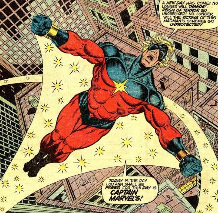 Mar-vell costume comics