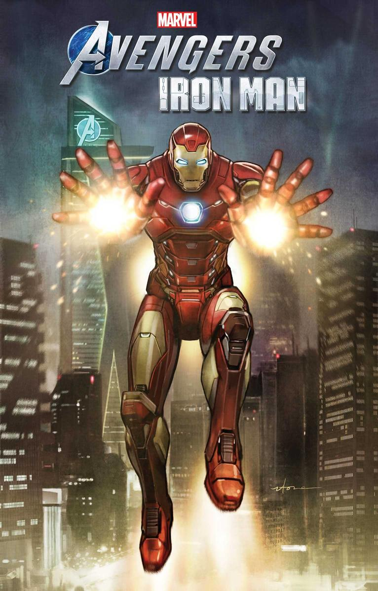MARVEL'S AVENGERS: IRON MAN #1