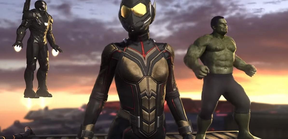 Avengers Damage Control