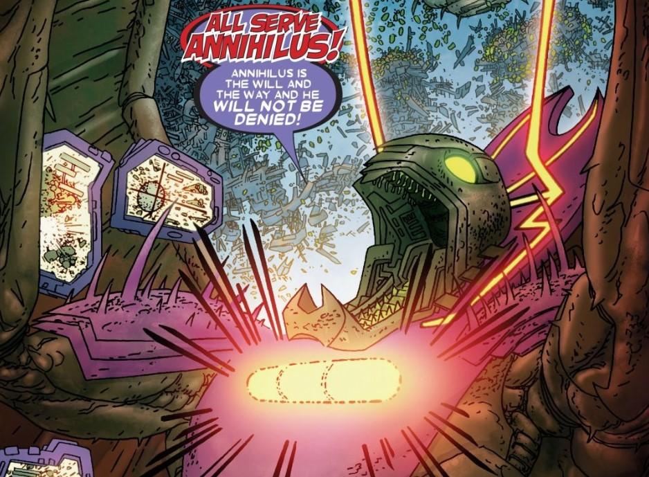 Marvel Comics Annihilus