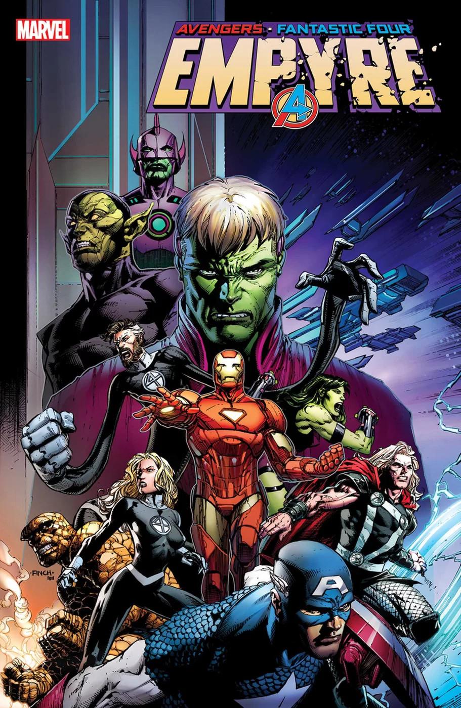 Marvel Comics Empyre