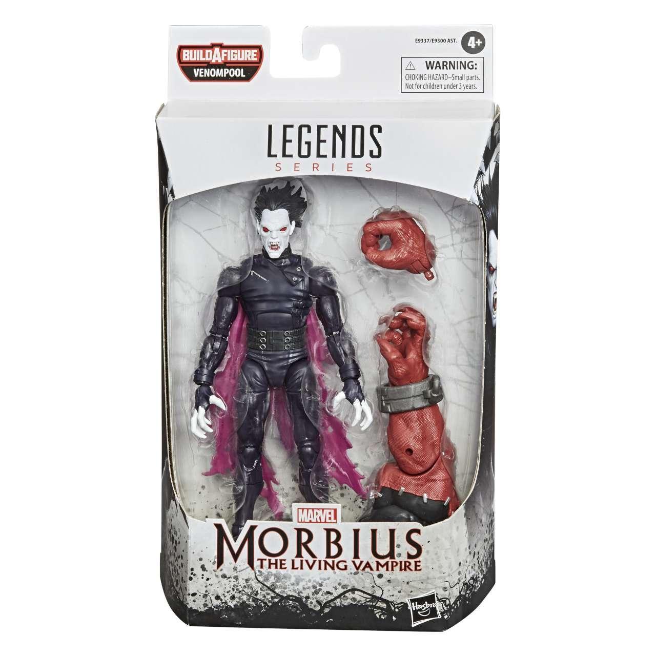 Marvel Legends Morbius