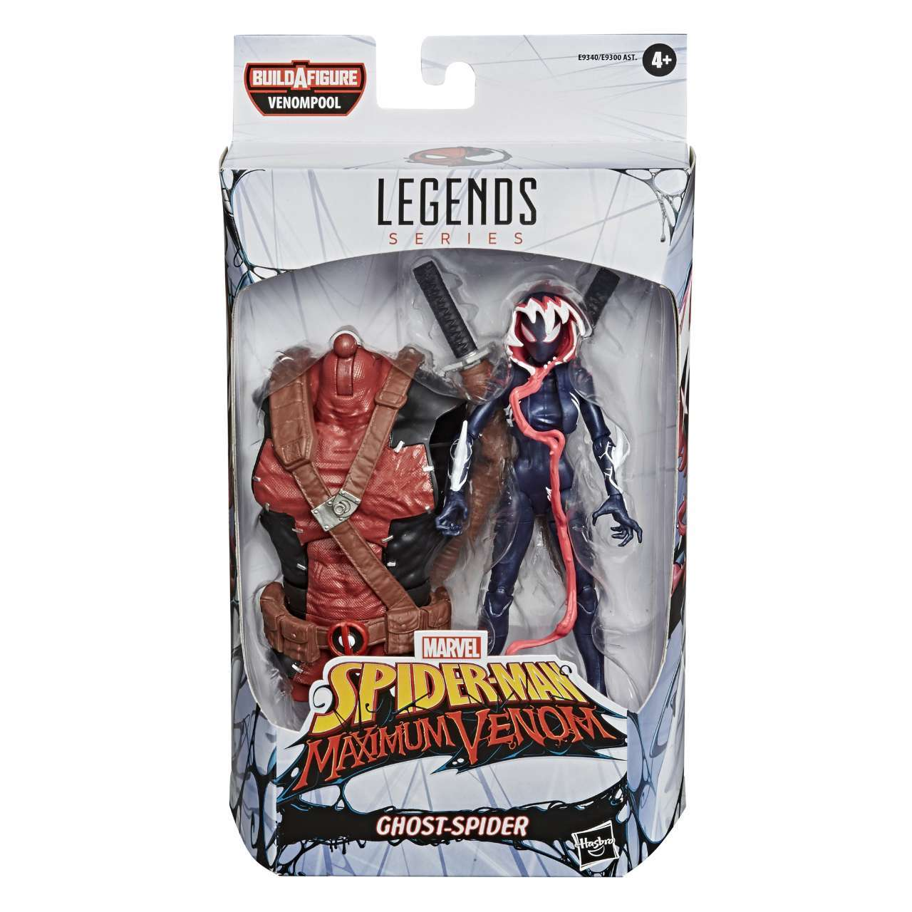 Marvel Legends Ghost Spider