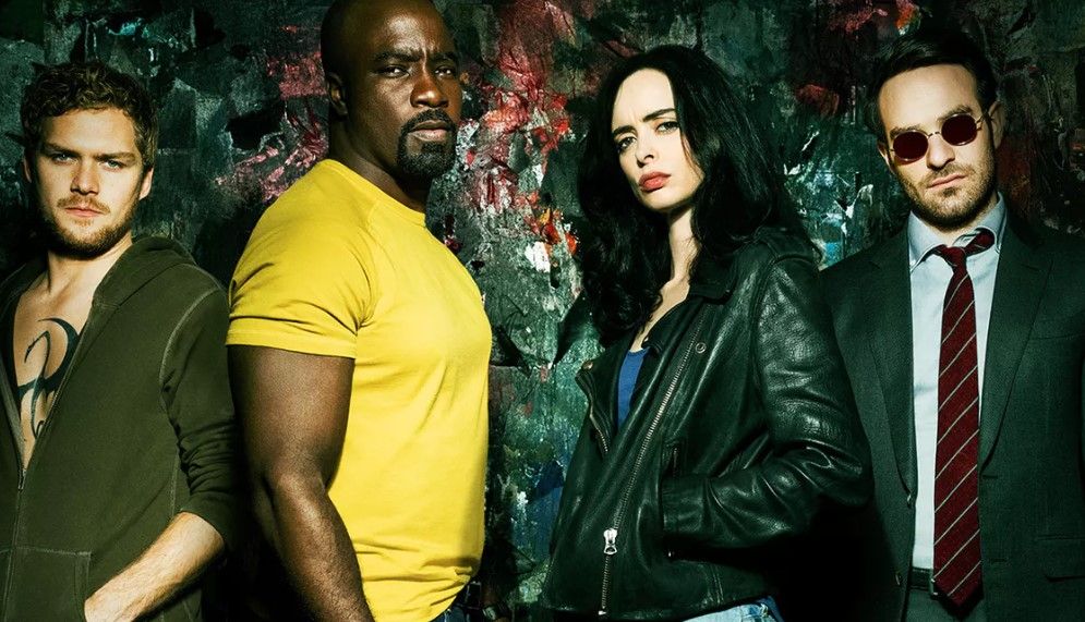 Mike Colter Marvel Luke Cage