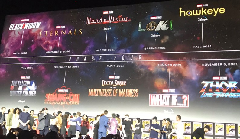 Marvel Phase 4