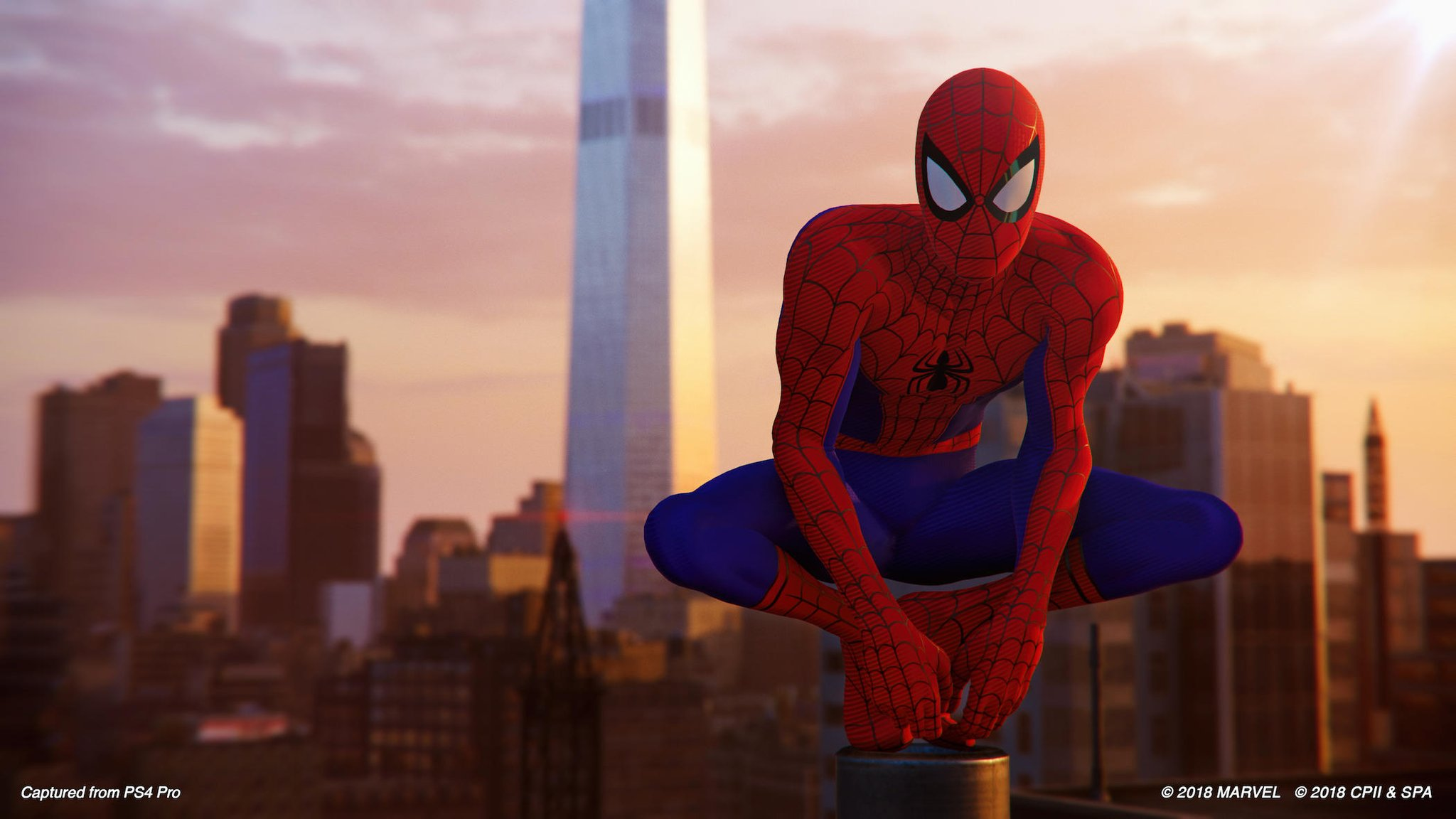 Spider-Man PS4 The City That Never Sleeps DLC