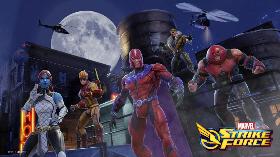 Marvel Strike Force X-Men
