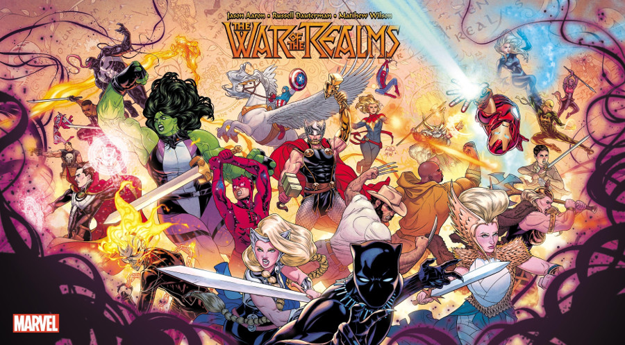 Marvel Comics War of the Realms