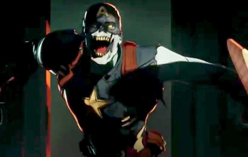 Marvel Zombies Mark Millar
