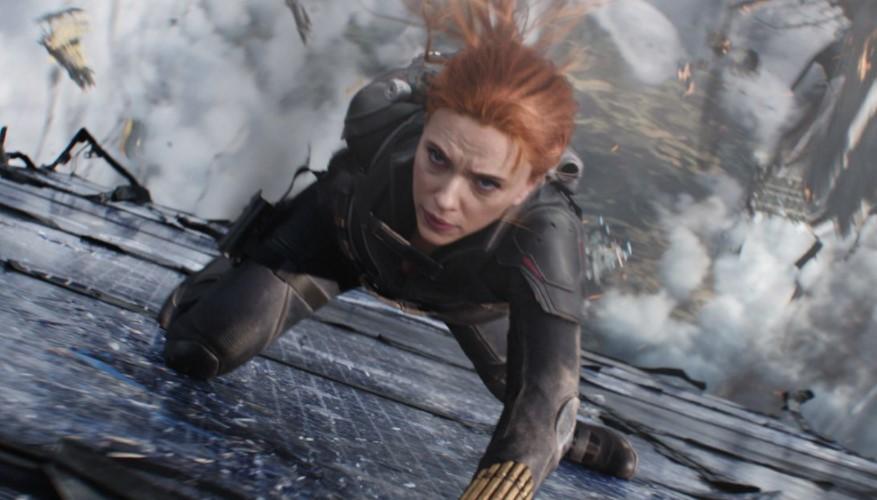 Marvel Black Widow Scarlett Johansson