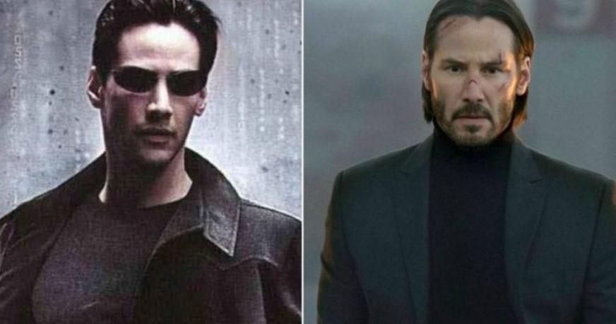 The Matrix John Wick