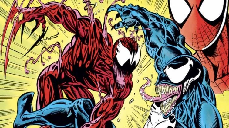 Maximum Carnage Venom Spider-Man