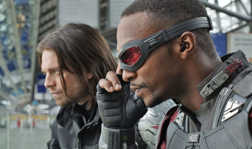 Falcon and the Winter Soldier