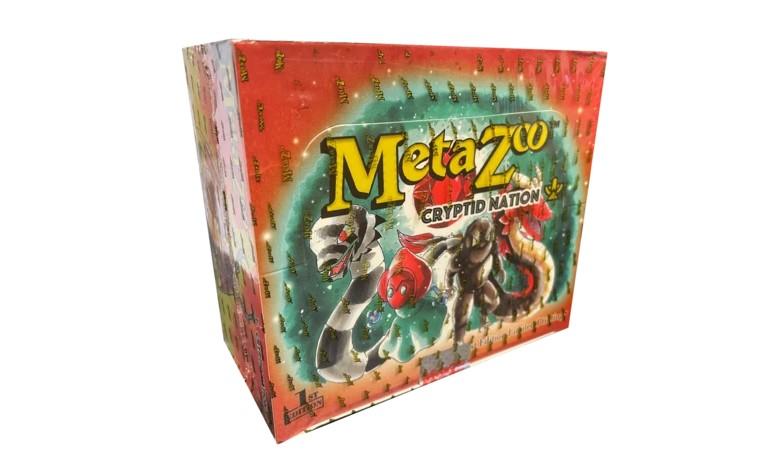 MetaZoo booster box