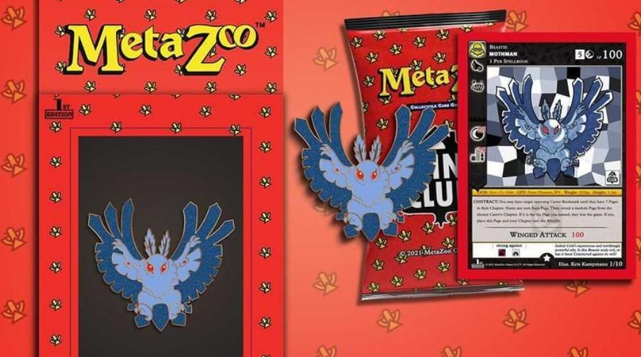 MetaZoo Mothman