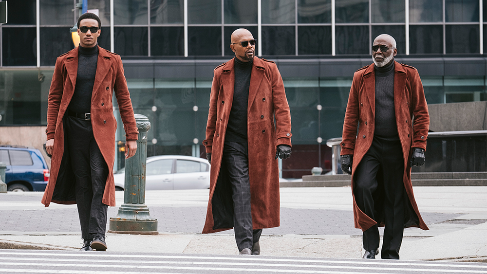 Men In Black International; Shaft Flop At Box Office