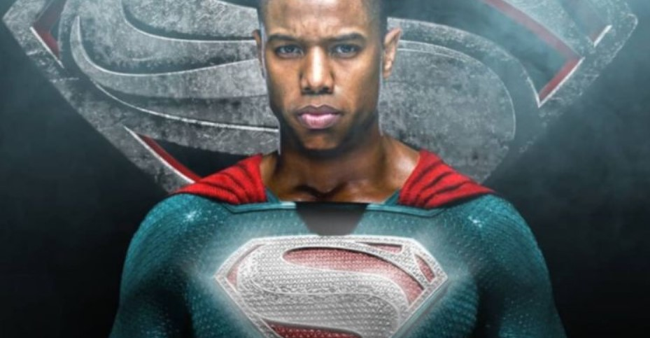 Michael B Jordan Black Superman