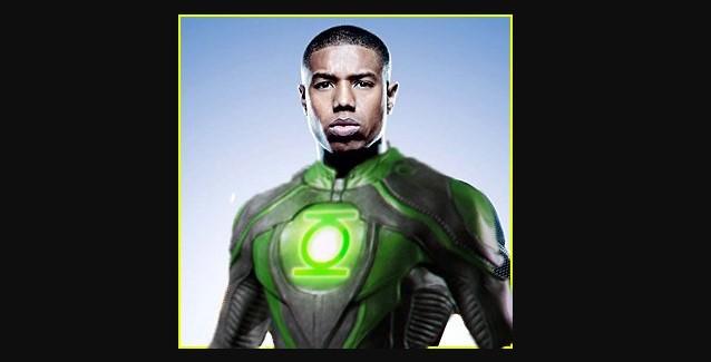 Michael B Jordan Green Lantern John Stewart