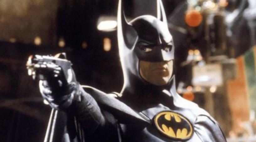 Michael Keaton Batman 89