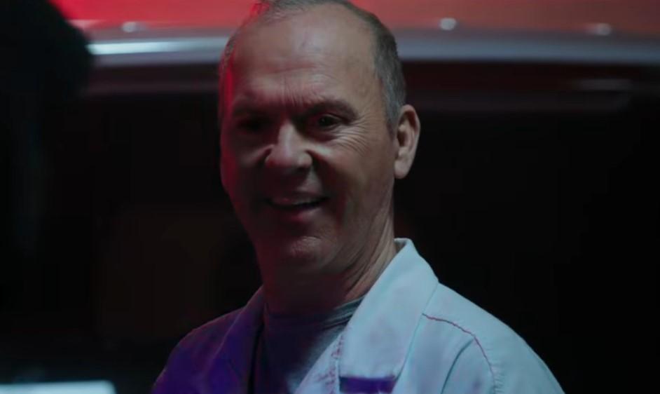 Michael Keaton Morbius Sinister Six