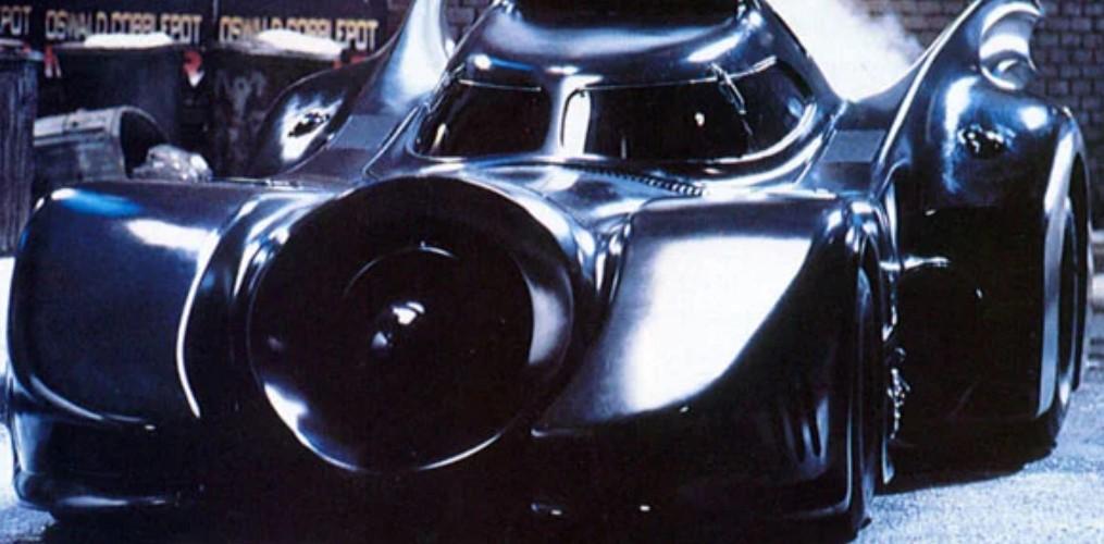 Michael Keaton Batmobile