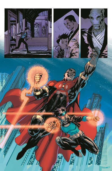 DC Comics Milestone
