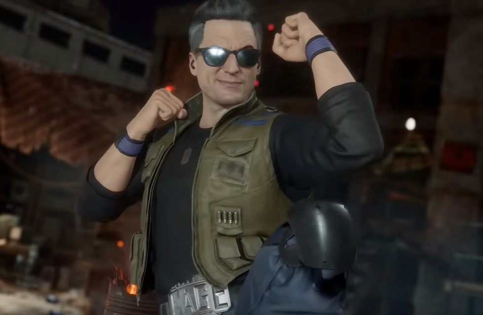 Mortal Kombat 11 Johnny Cage