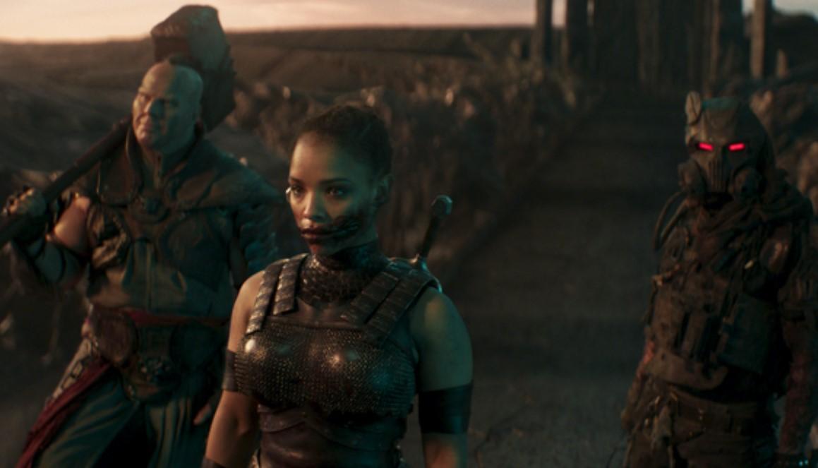 Mortal Kombat 2021 Rotten Tomatoes score