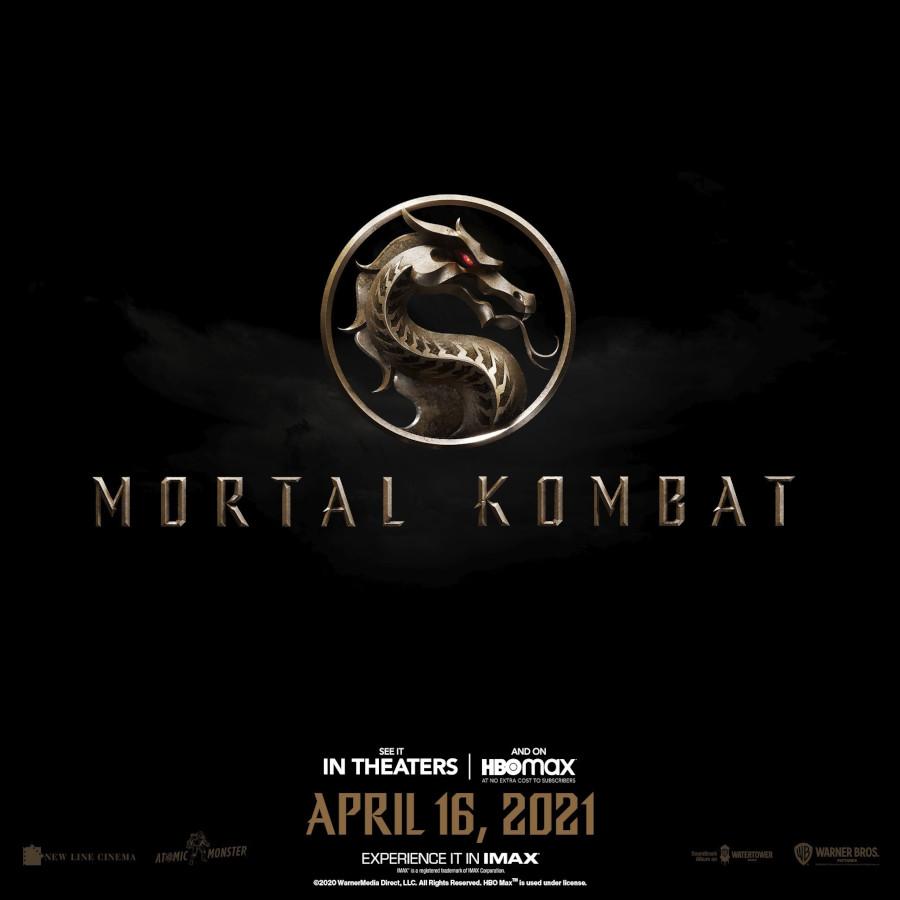 Mortal Kombat movie release date poster