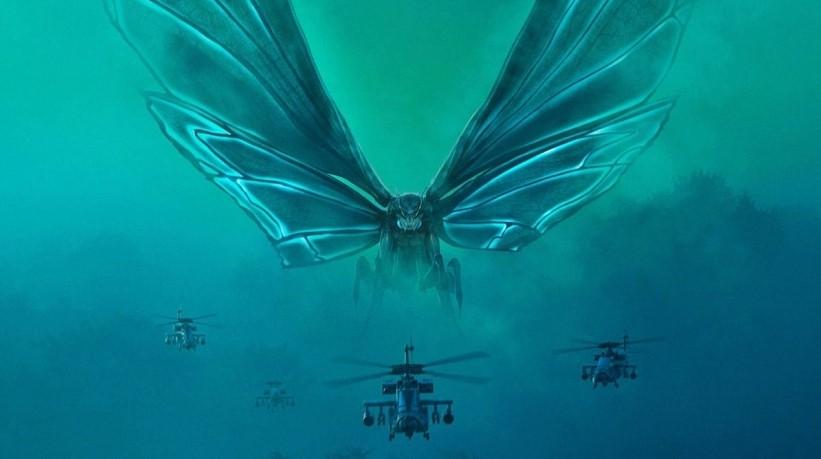 Godzilla Mothra