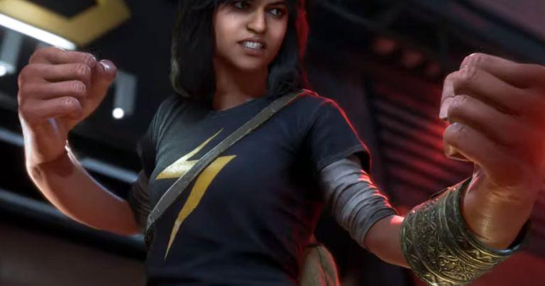 Marvels Avengesr Video Game