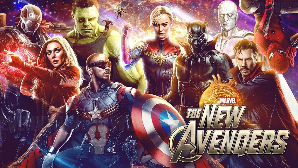 New Avengers MCU Marvel