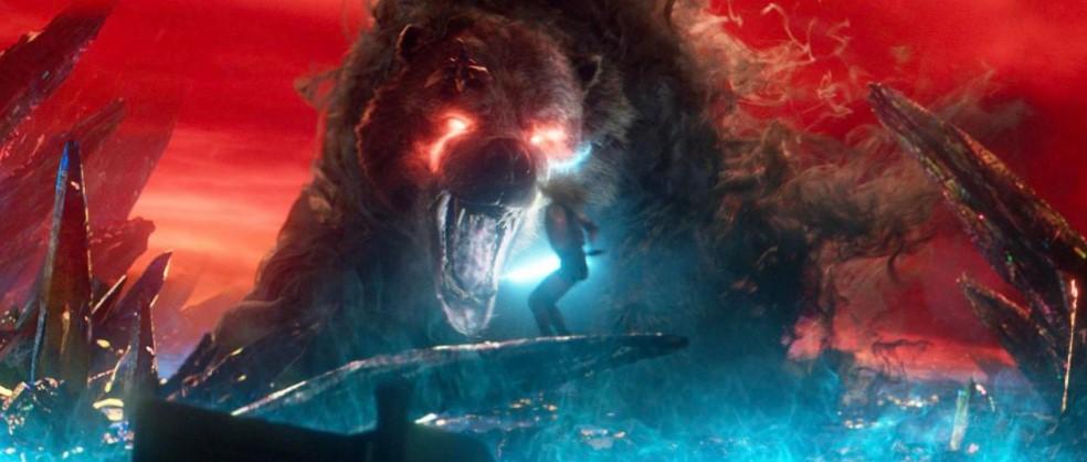New Mutants Anya Taylor Joy Demon Bear