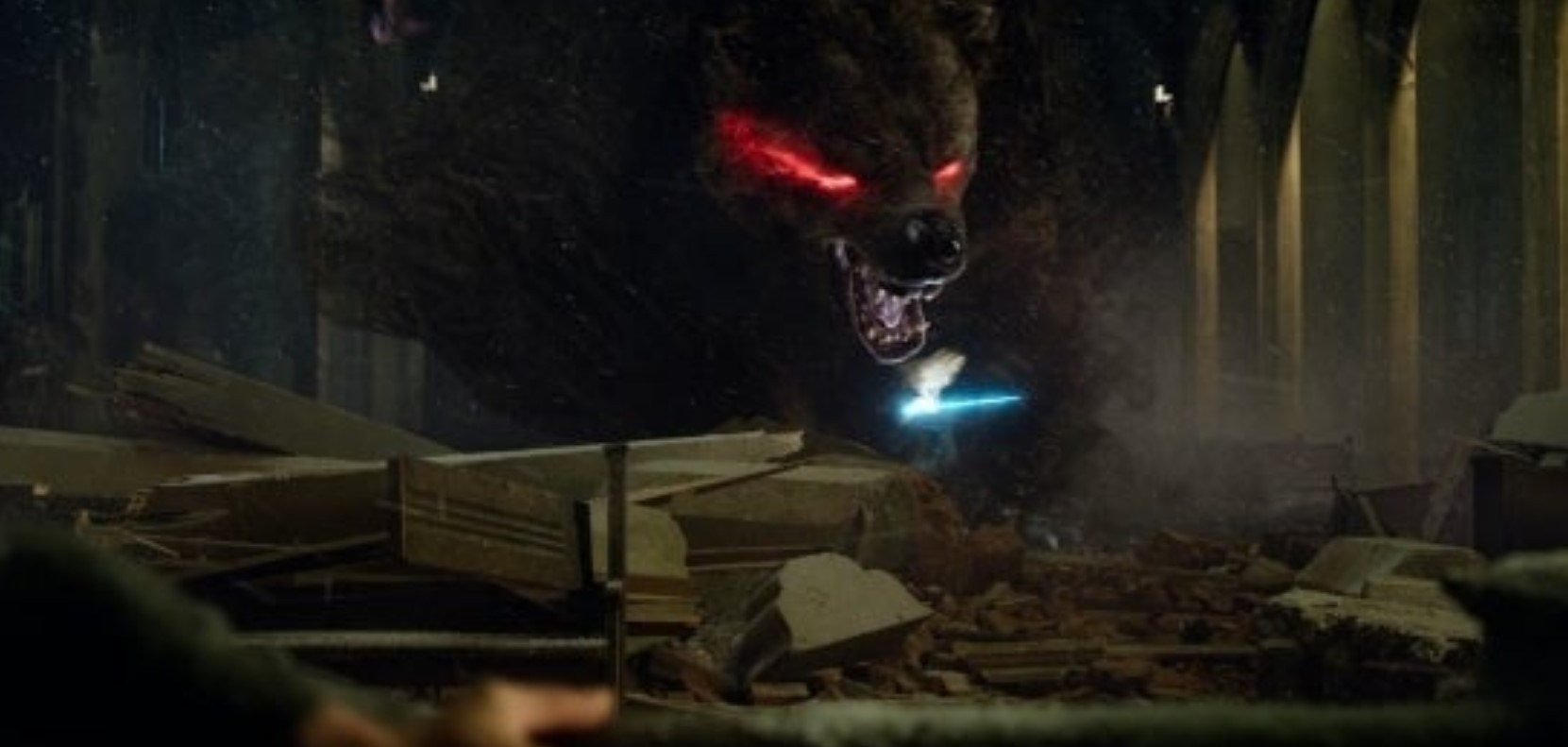 New Mutants Demon Bear