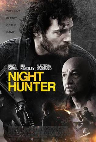 Henry Cavill Night Hunter