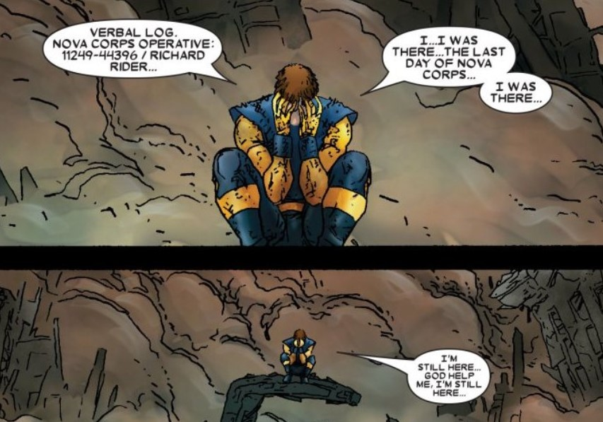 Nova Annihilation Prologue Marvel
