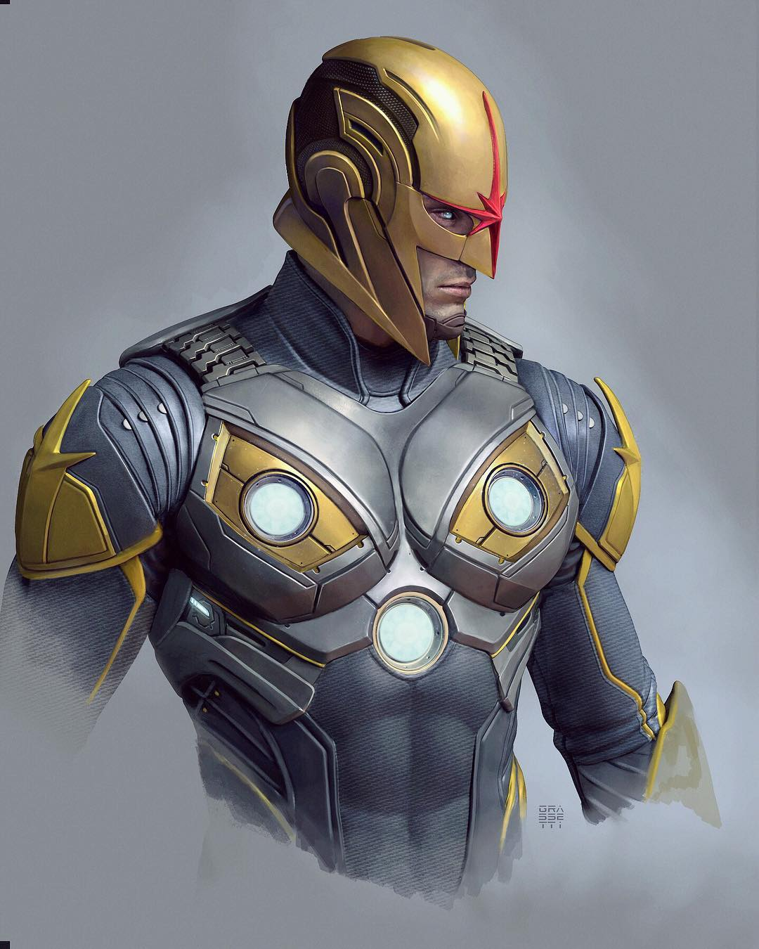 Awesome Nova MCU Concept Art