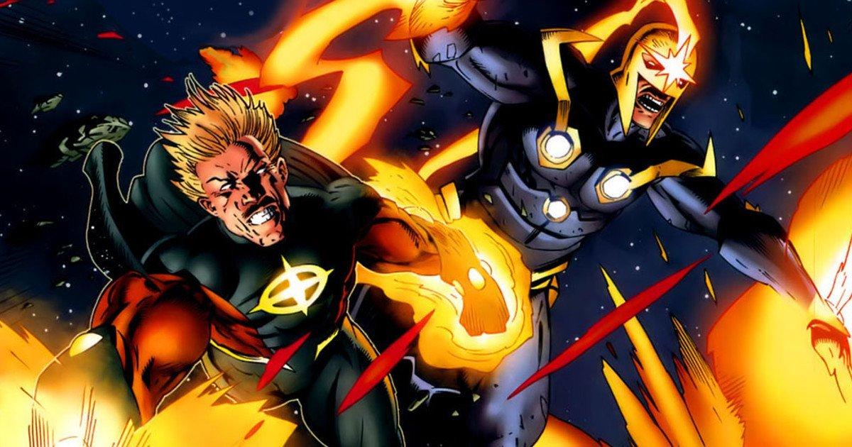 Nova Quasar marvel comics