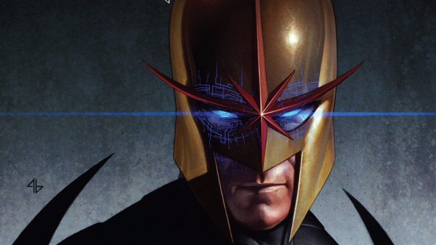 Marvel Richar Rider Nova Annihilation