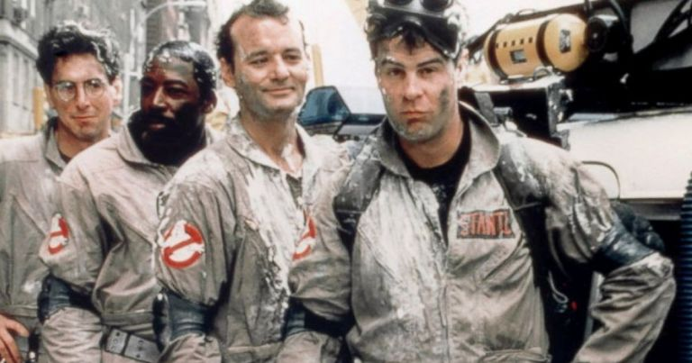 Bill Murray Is Definitely Back For Ghostbusters: Afterlife
