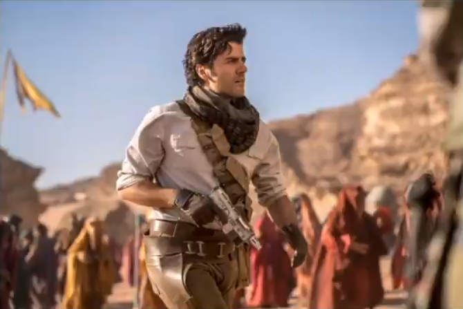 Star Wars: Episode IX Oscar Isaac Poe Dameron